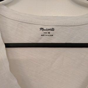 Madewell Tops - Madewell V Neck Pocket Tee